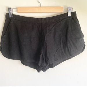 BGD linen/rayon shorts
